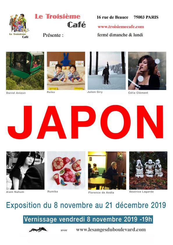 Japon Flyer